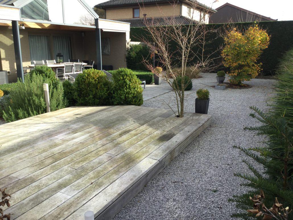 Bram tuinen tuin onderhouden for Hoeveel kost zwemvijver